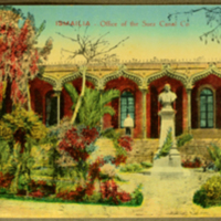 Ismailia - Office of the Suey Canal Co.