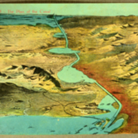 Port - Said, The Plan of the Canal